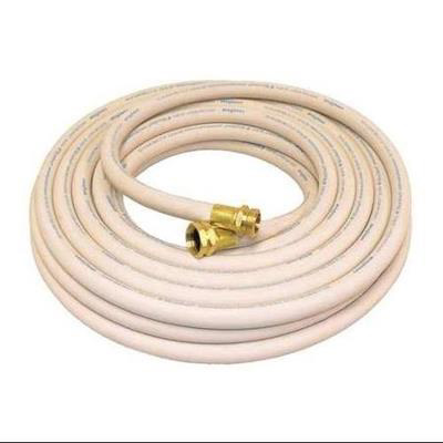 "White Washdown Hose, 3/4"" X 50Ft"